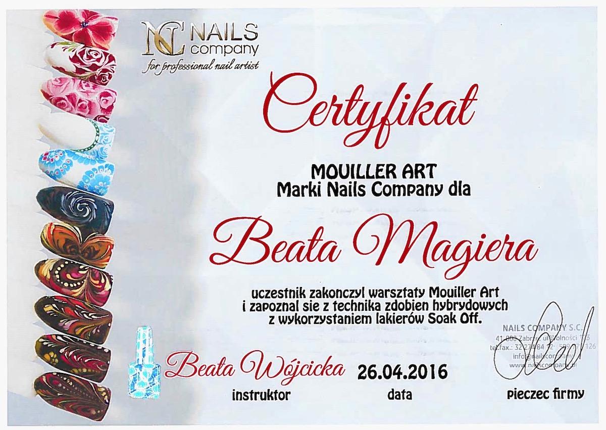 Beata Magiera wizaż, stylizacja, edukacja, usługi ślubne