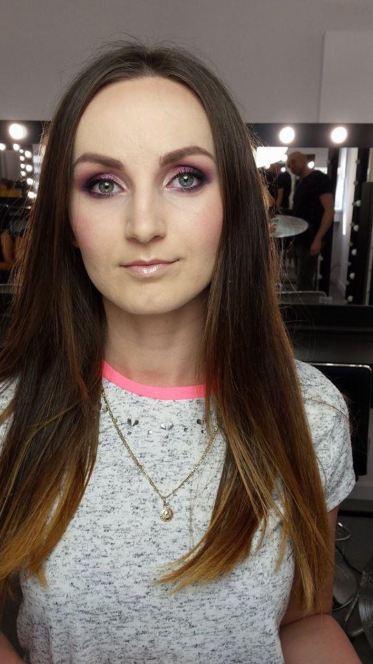 Beata Magiera makijaż