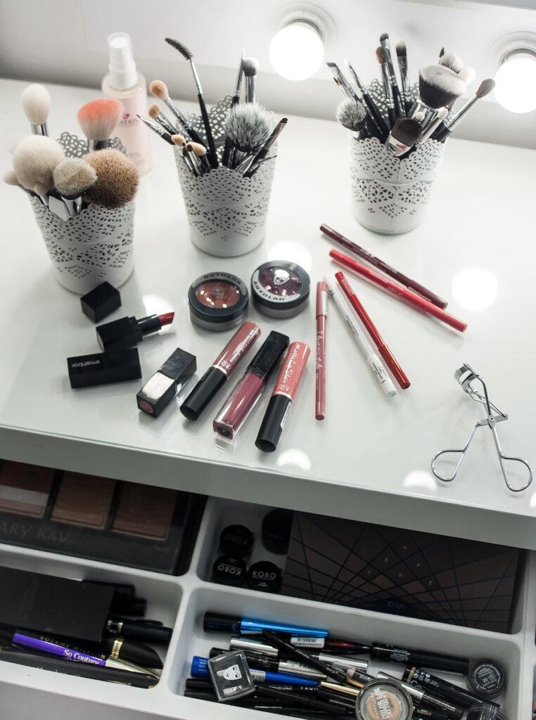 Beata Magiera lekcje makijażu
