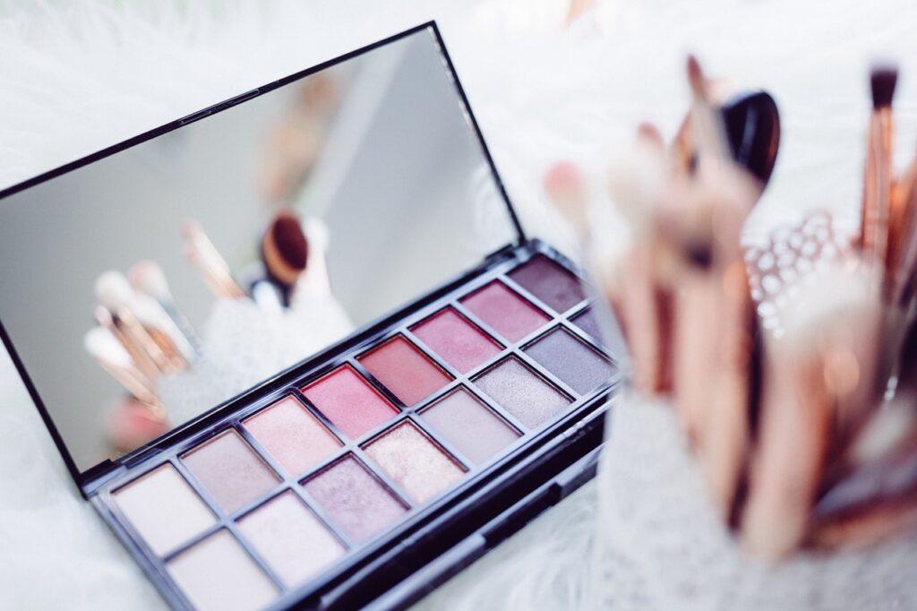 Beata Magiera makijaż do sesji zdjęciowej