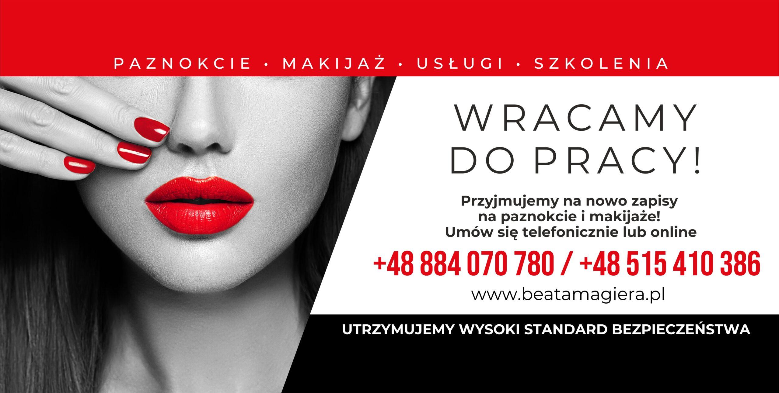 Beata Magiera wizaż, stylizacja, edukacja,